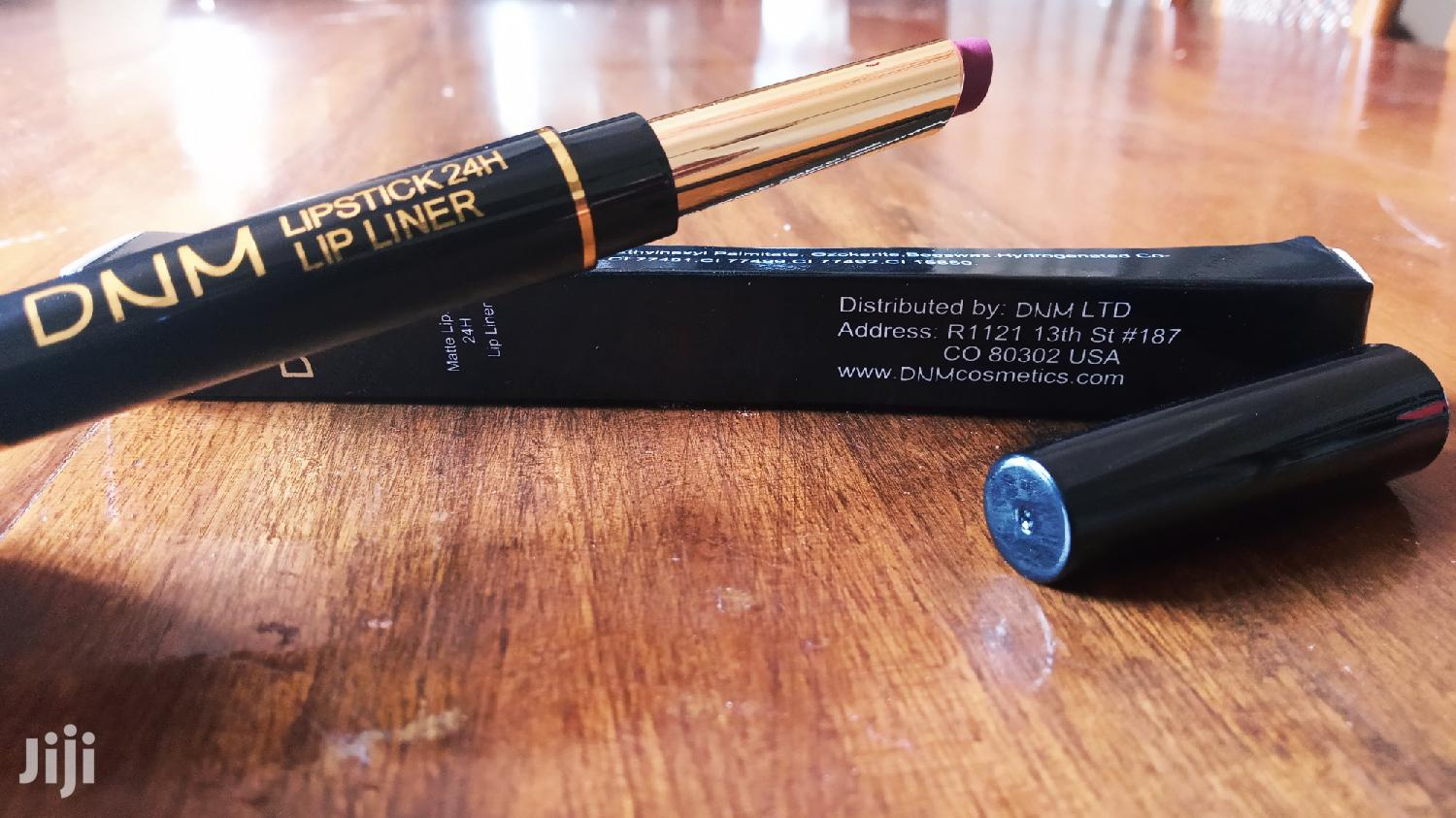 USA DNM Double Head Lipstick Pencil Water Proof and Long Lasting | Makeup for sale in Kampala, Central Region, Uganda