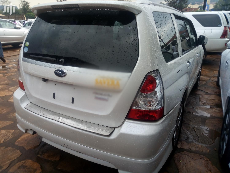 Subaru Forester 2006 2.0 X Trend White