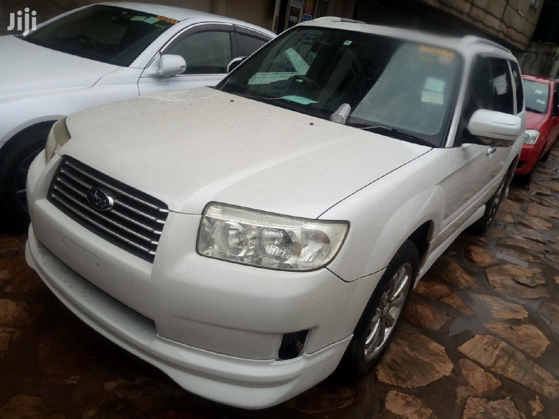 Subaru Forester 2006 2.0 X Trend White | Cars for sale in Kampala, Central Region, Uganda