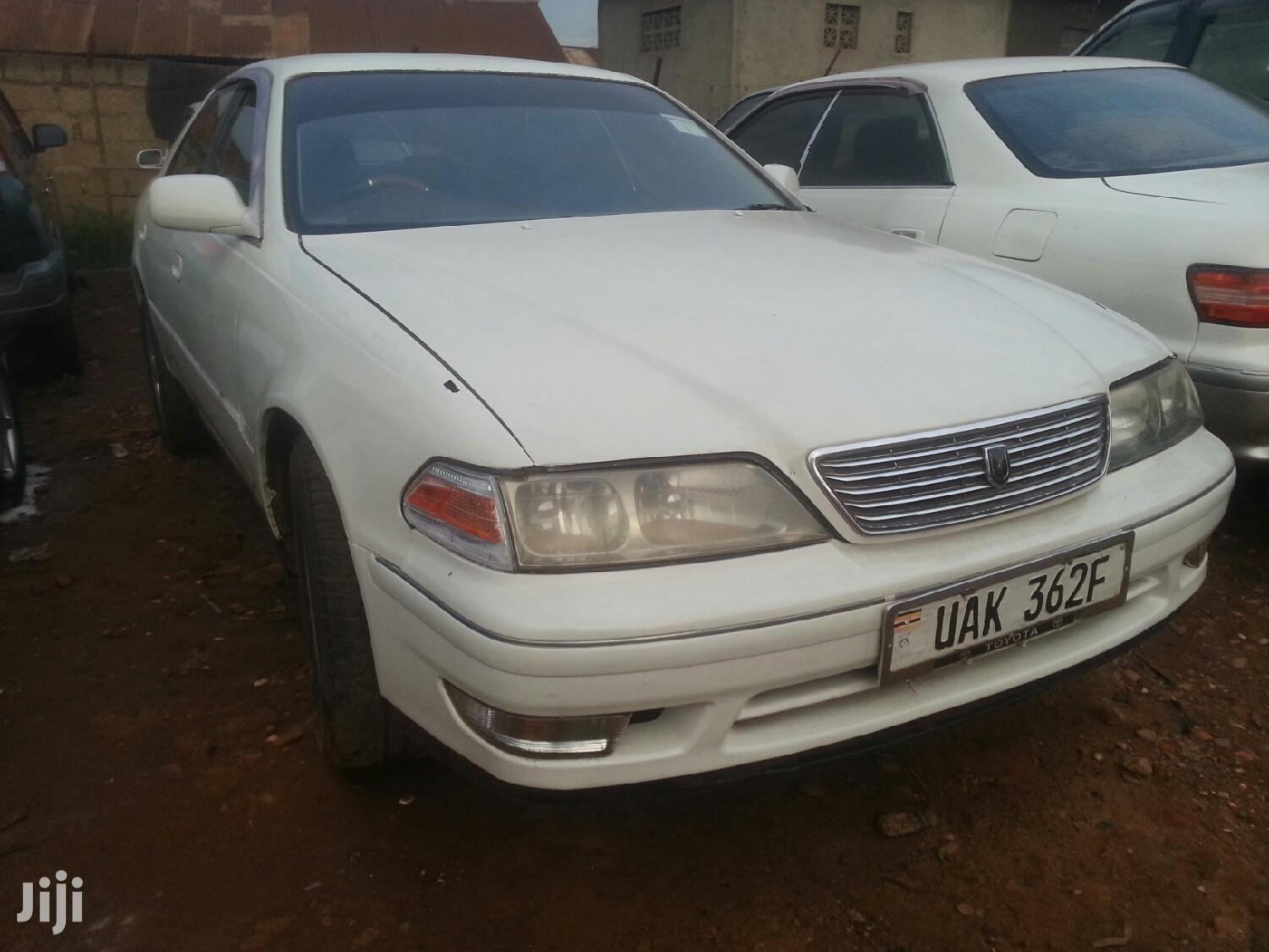 Toyota Mark II 1999 White | Cars for sale in Kampala, Central Region, Uganda