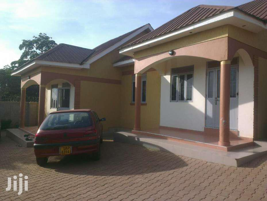 Brand New Two Bedroom House In Bweyogerere For Rent