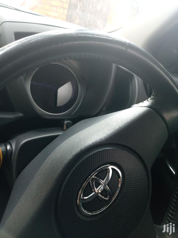Archive: Toyota IST 2008 Black