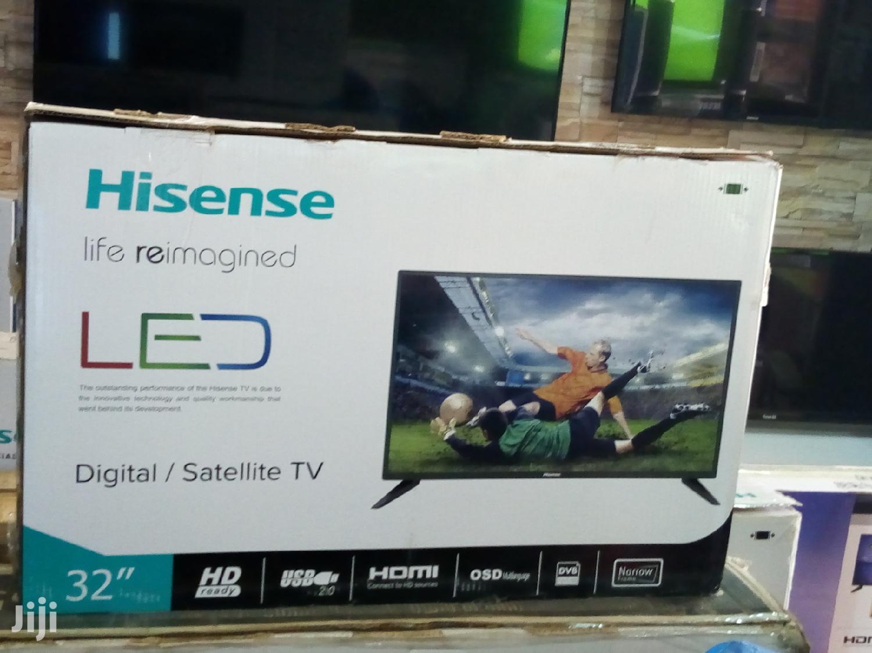 Hisense Digital Flat Screen TV 32 Inches