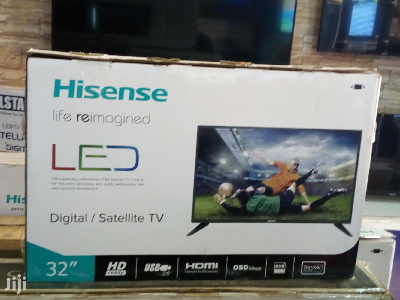 Hisense Digital Flat Screen TV 32 Inches | TV & DVD Equipment for sale in Kampala, Central Region, Uganda