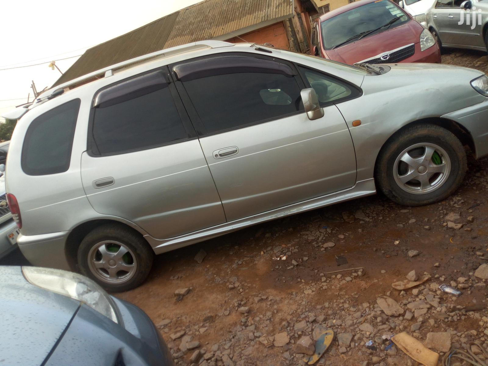 Archive: Toyota Spacio 2003 Silver