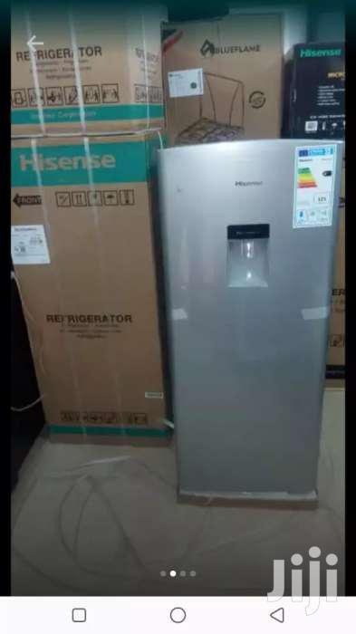 Hisense 229 Litres Refrigerator With Dispensor