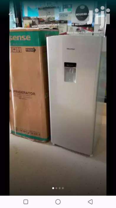 Hisense 229 Litres Refrigerator With Dispensor | Kitchen Appliances for sale in Kampala, Central Region, Uganda