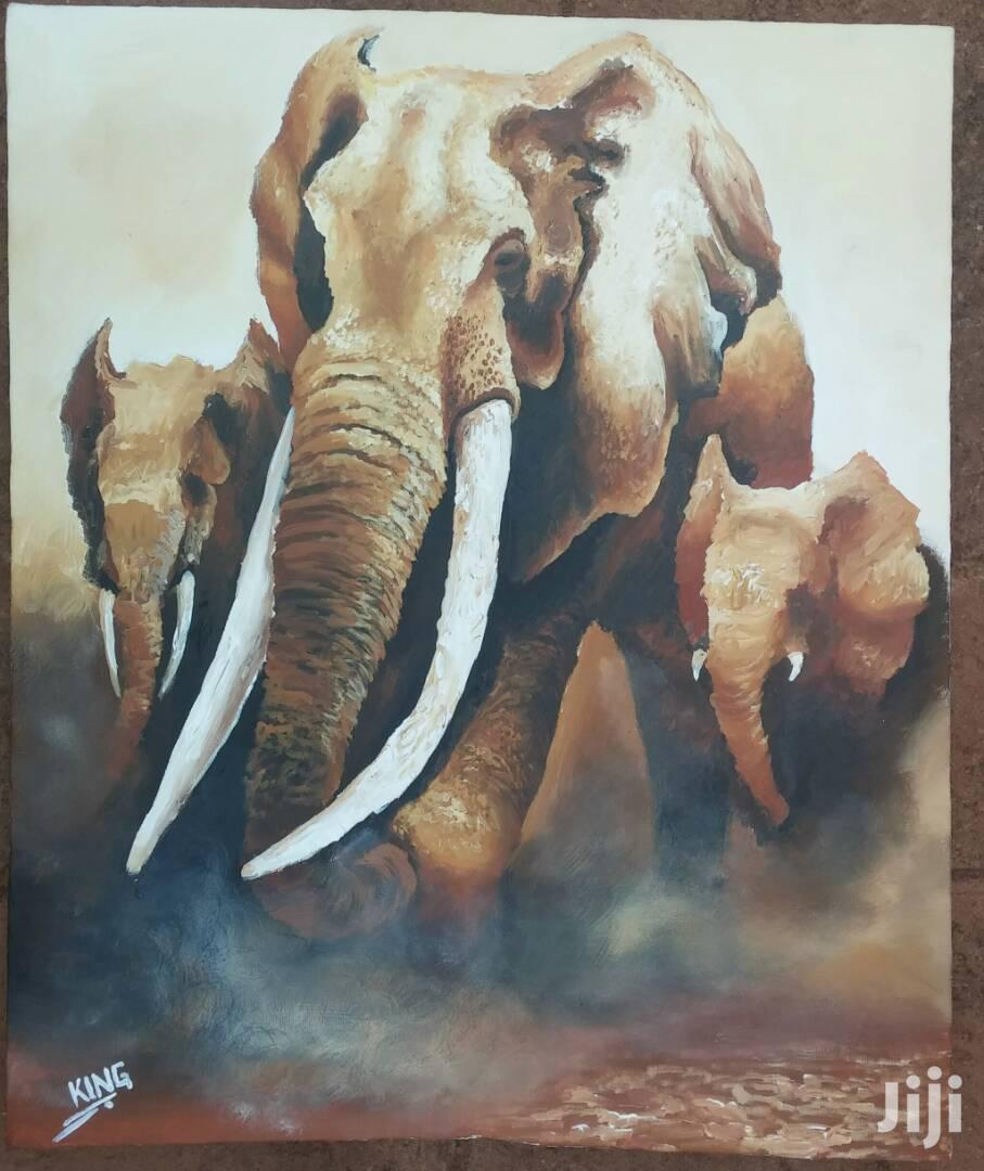 Archive: Elephant Painting