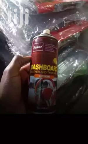 Lemon Dashboard Spray