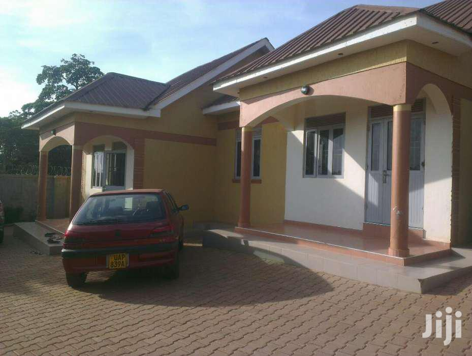 Brand New Two Bedroom House In Bweyogerere For Rent | Houses & Apartments For Rent for sale in Kampala, Central Region, Uganda