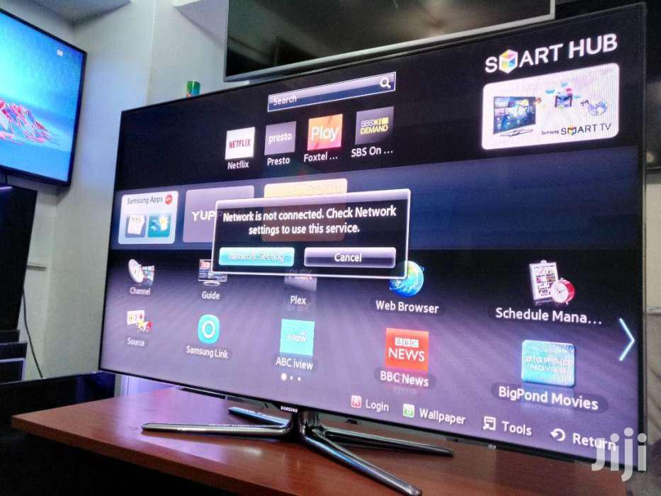 Samsung Ultra HD 4K Smart 3D TV 55 Inches | TV & DVD Equipment for sale in Kampala, Central Region, Uganda