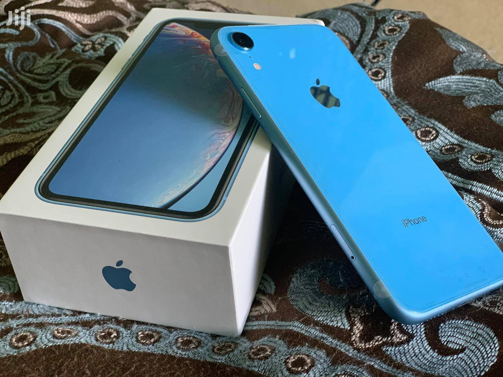 Archive: New Apple iPhone XR 512 MB Blue