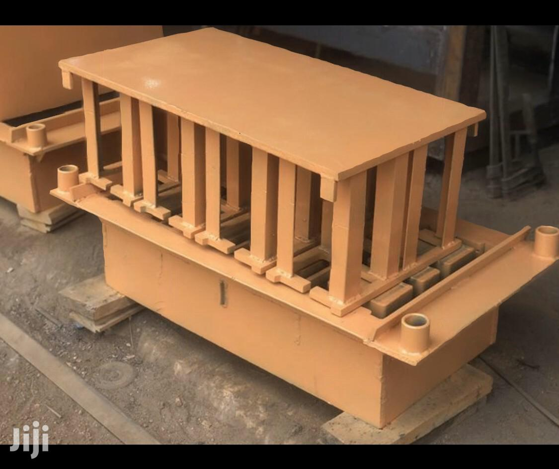 Hollow Block Mold For All Of Hydraulic And Gearbox Machines | Manufacturing Services for sale in Kampala, Central Region, Uganda