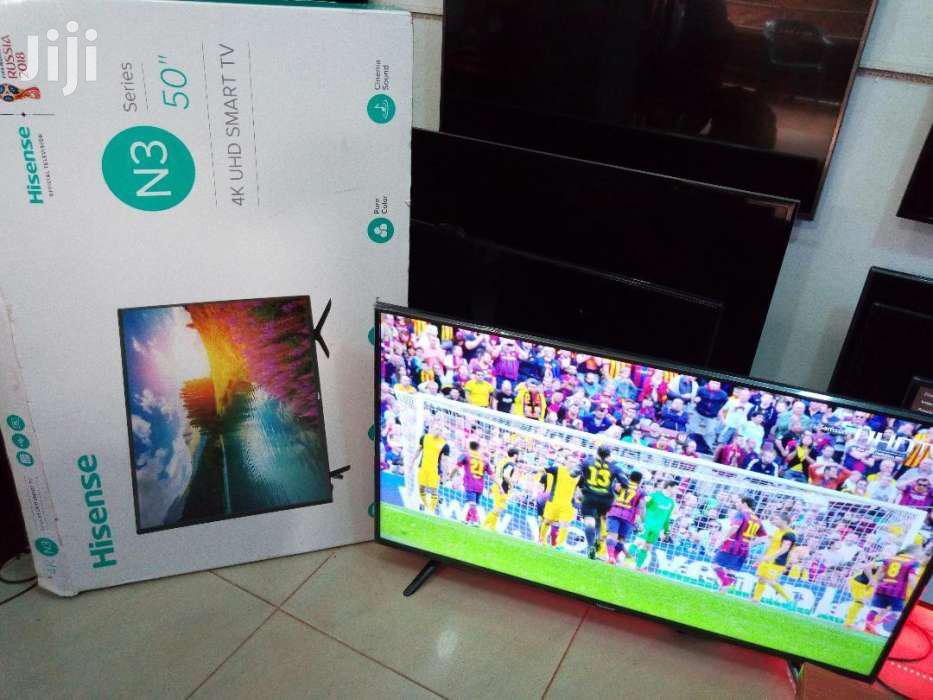 Brand New Hisense Smart 4k UHD Tv 50 Inches