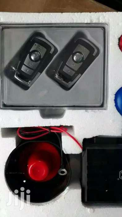 Single Way Security Alarm For Cars | Vehicle Parts & Accessories for sale in Kampala, Central Region, Uganda