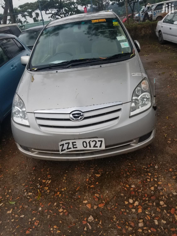 Toyota Spacio 2006 Silver   Cars for sale in Kampala, Central Region, Uganda