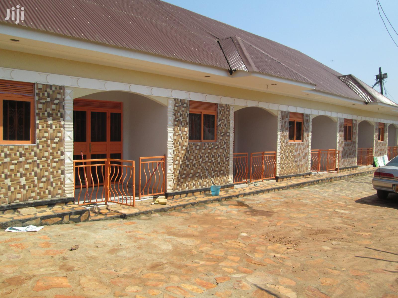 Brand New Single Bedroom House In Kirinya Along Bukasa Road For Rent