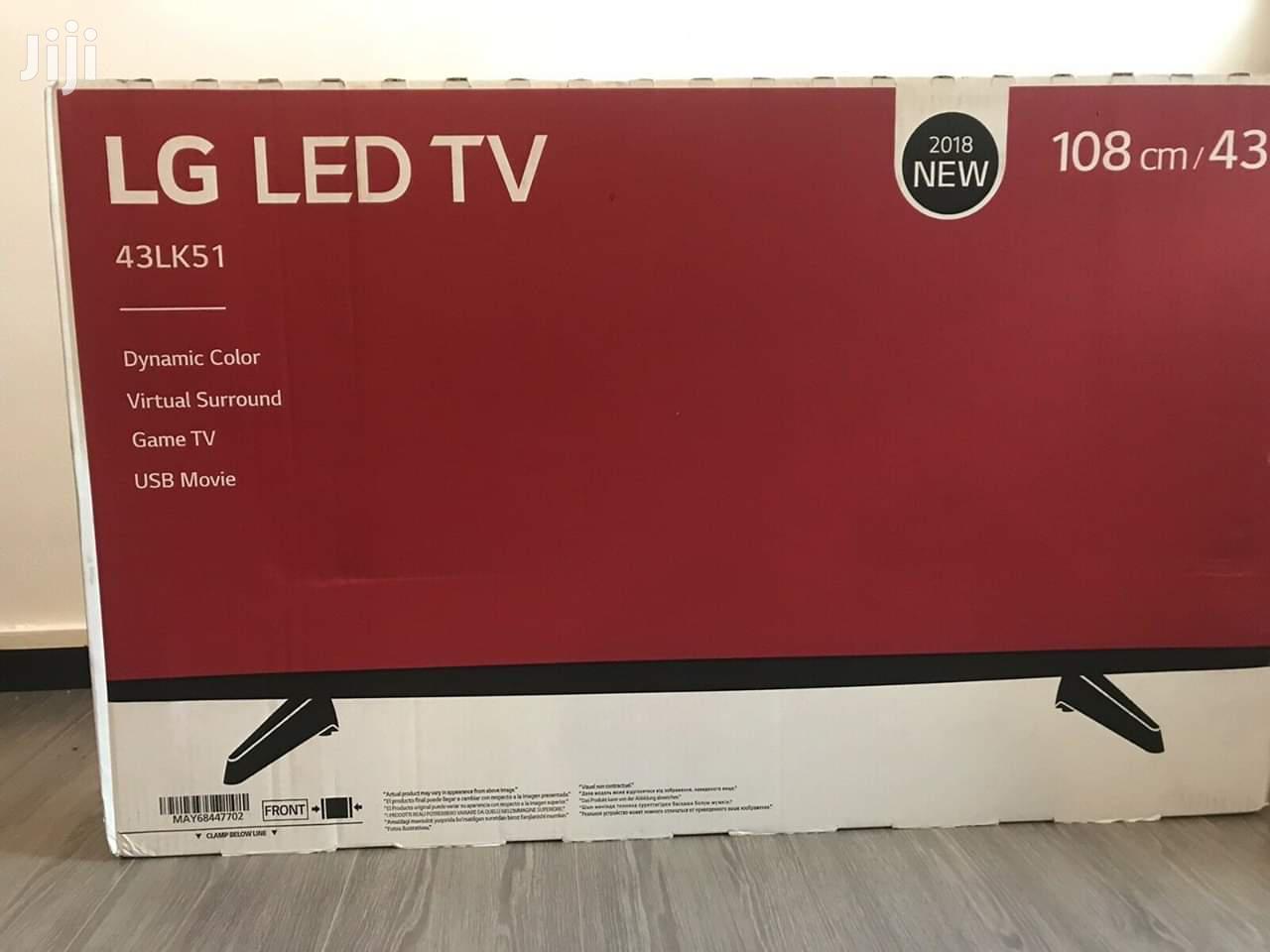 Brand New Lg 43inch Smart Uhd 4k Webos Tvs