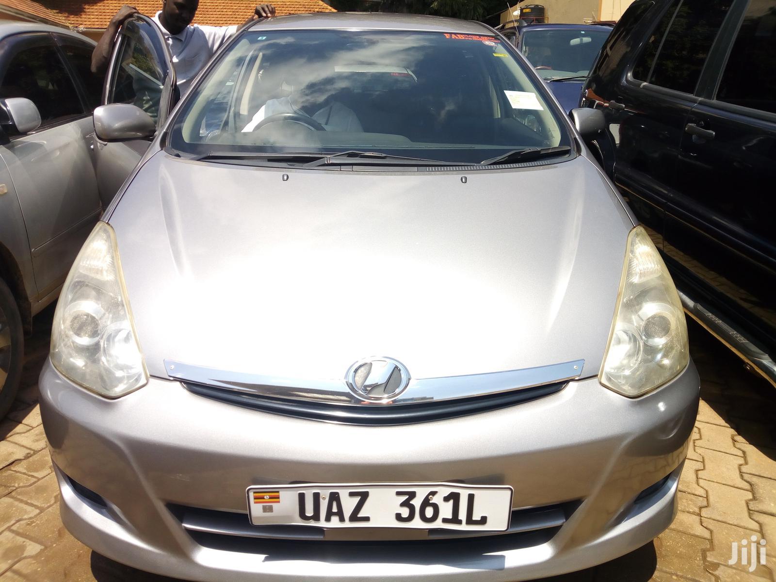 Toyota Wish 2007 Beige | Cars for sale in Kampala, Central Region, Uganda