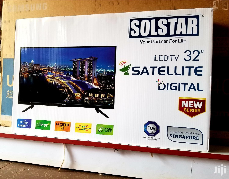 "Solstar Digital/Satellite TV 32"""