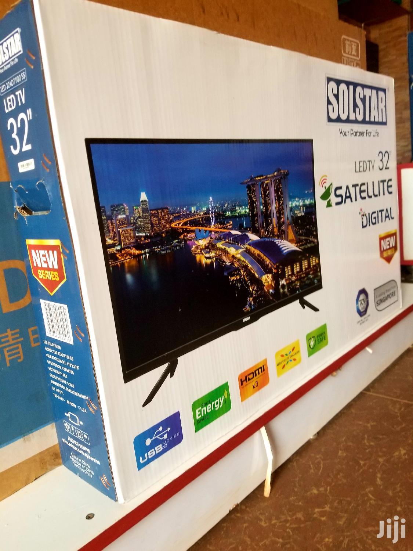 "Solstar Digital/Satellite TV 32"" | TV & DVD Equipment for sale in Kampala, Central Region, Uganda"