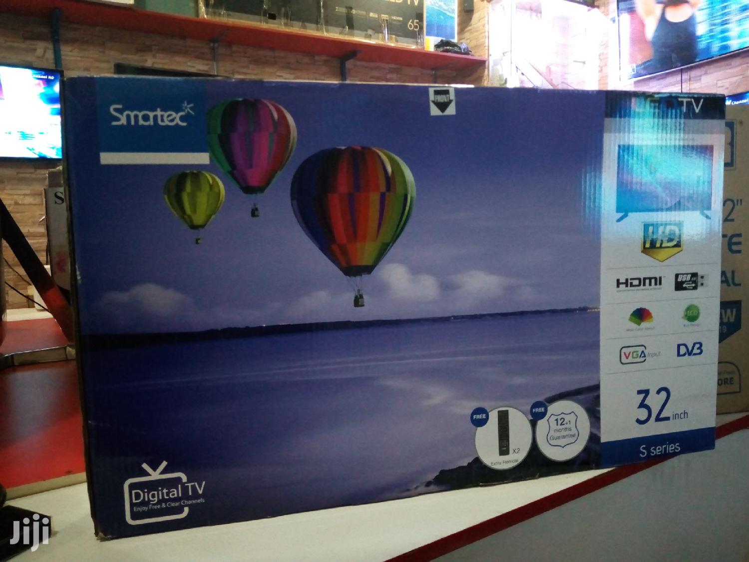 Smartec Digital Flat Screen Tv 32 Inches