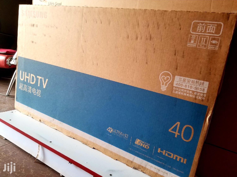 Samsung Smart UHD 4K TV 40 Inches