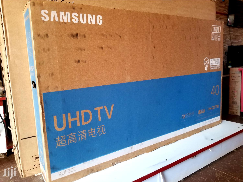 Samsung Smart UHD 4K TV 40 Inches | TV & DVD Equipment for sale in Kampala, Central Region, Uganda