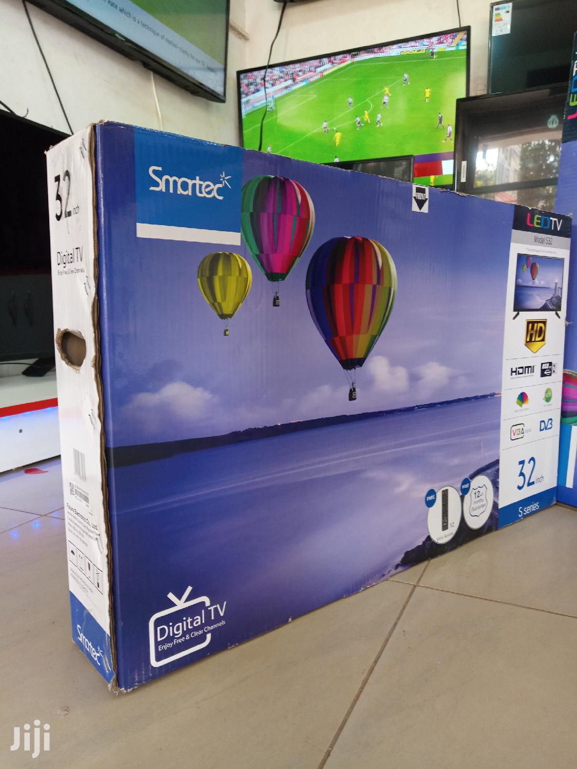 Brand New Smatec Led Digital TV 32inches By Hisense