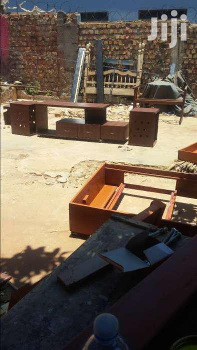 Tv Stand.Dark Walnut | Furniture for sale in Kampala, Central Region, Uganda