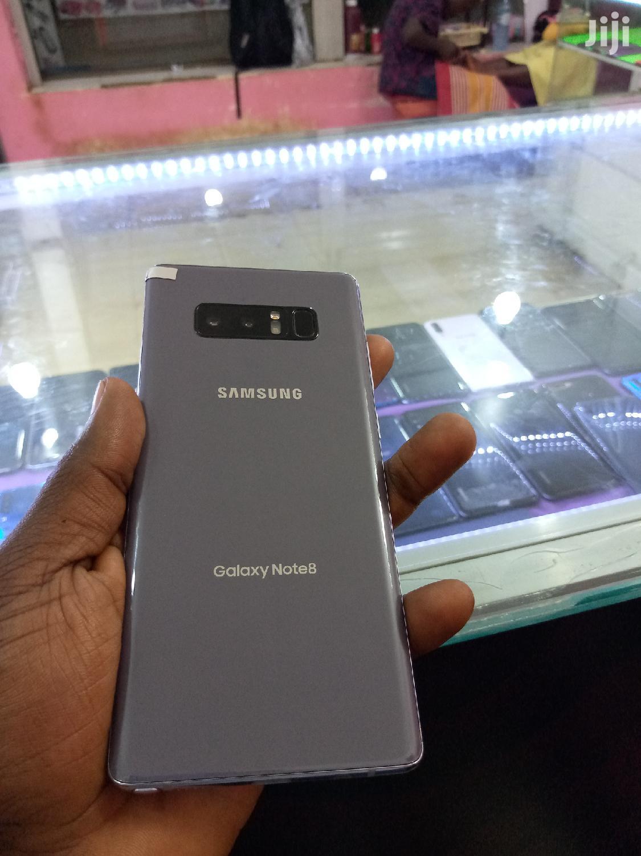 Archive: Samsung Galaxy Note 8 64 GB Silver