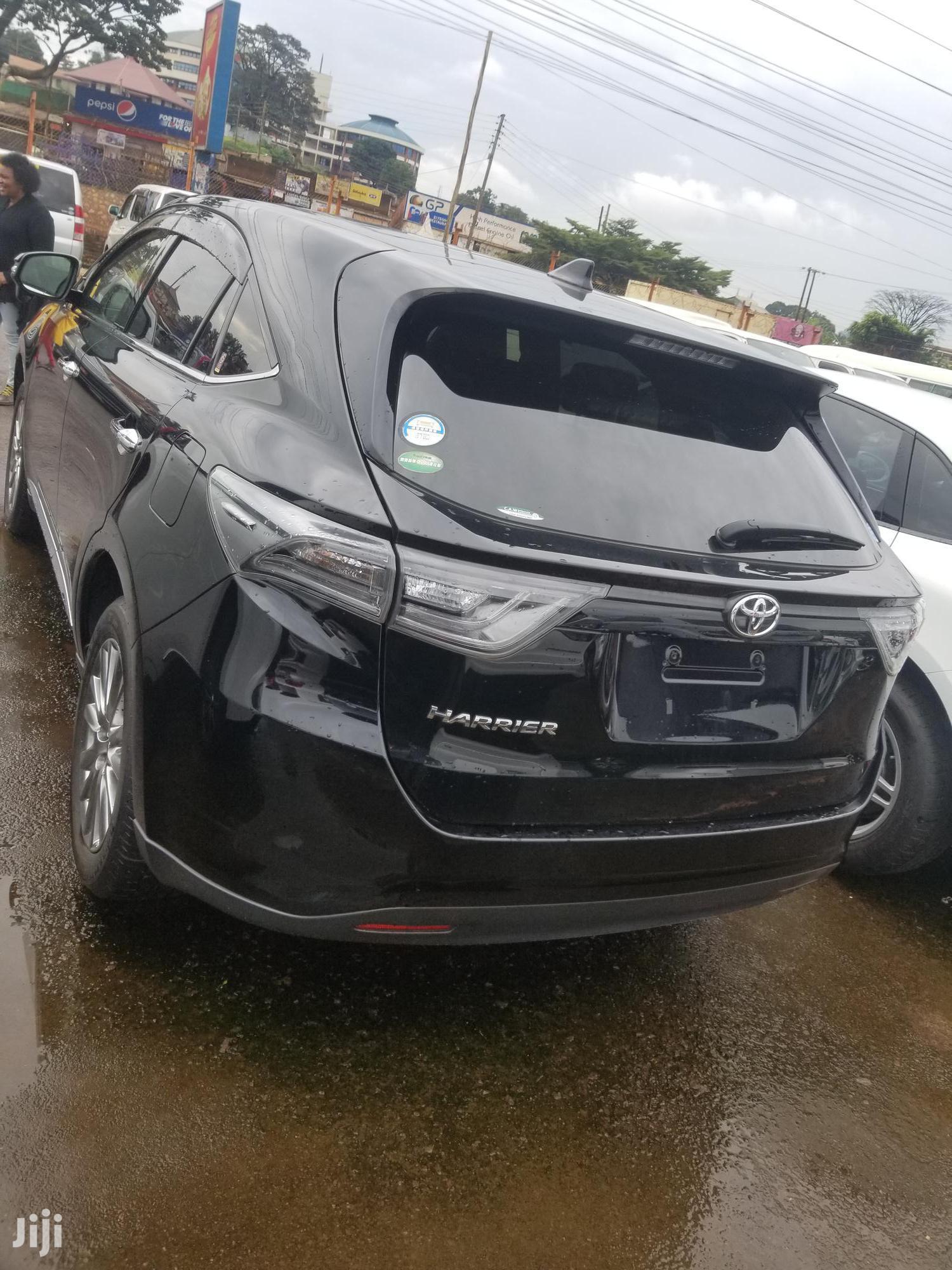 Toyota Harrier 2016 Black | Cars for sale in Kampala, Central Region, Uganda