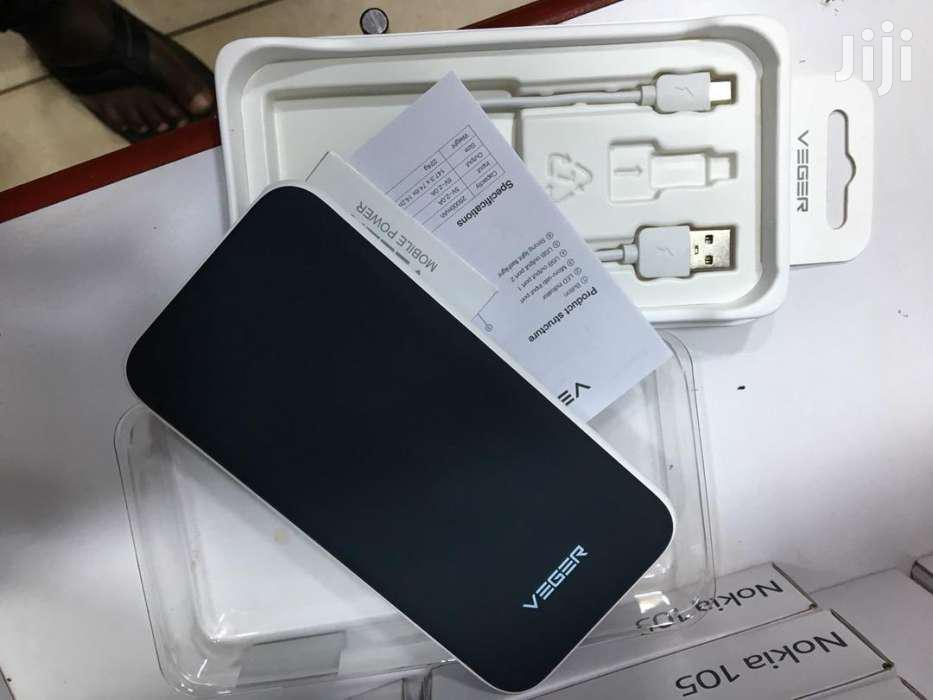 Veger Power Bank (25000mah) | Accessories for Mobile Phones & Tablets for sale in Kampala, Central Region, Uganda