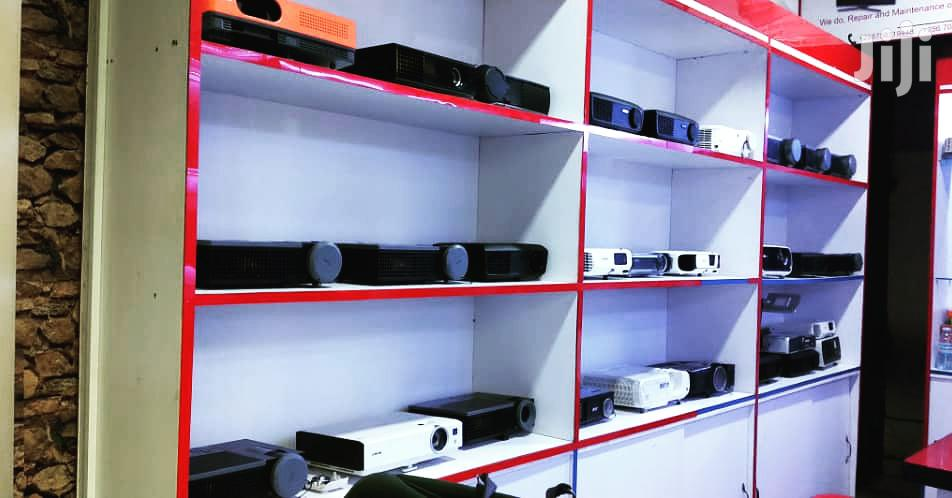 Archive: Projectors For Hire
