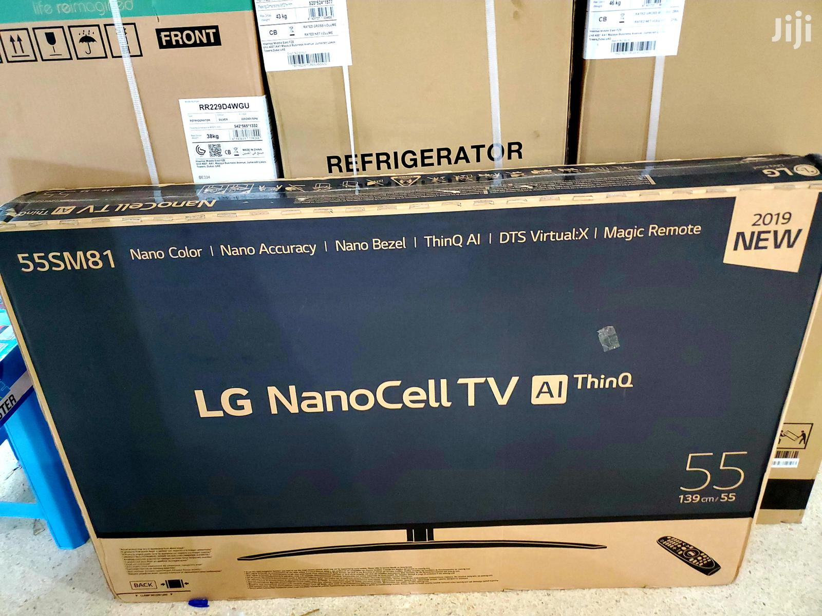 Brand New Lg Suhd Nano Cell Webos 2019 Smart Tv 55 Inches
