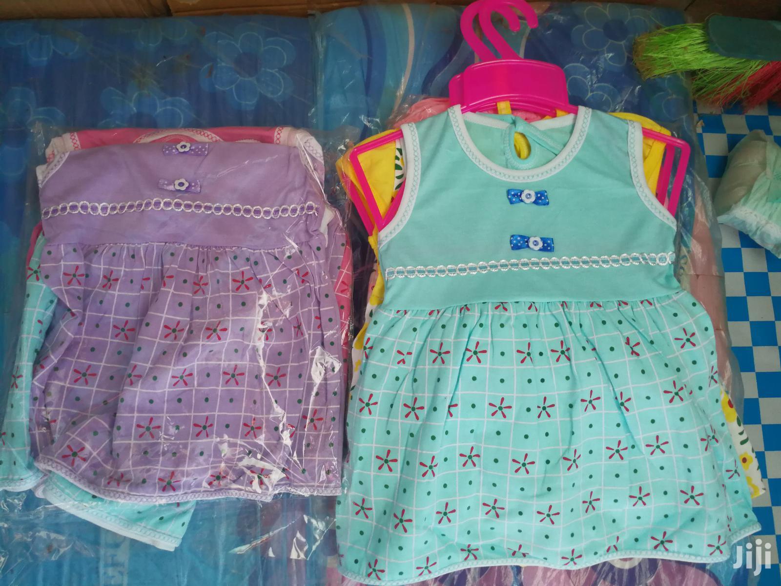 Brand New Cotton Newborn Dresses