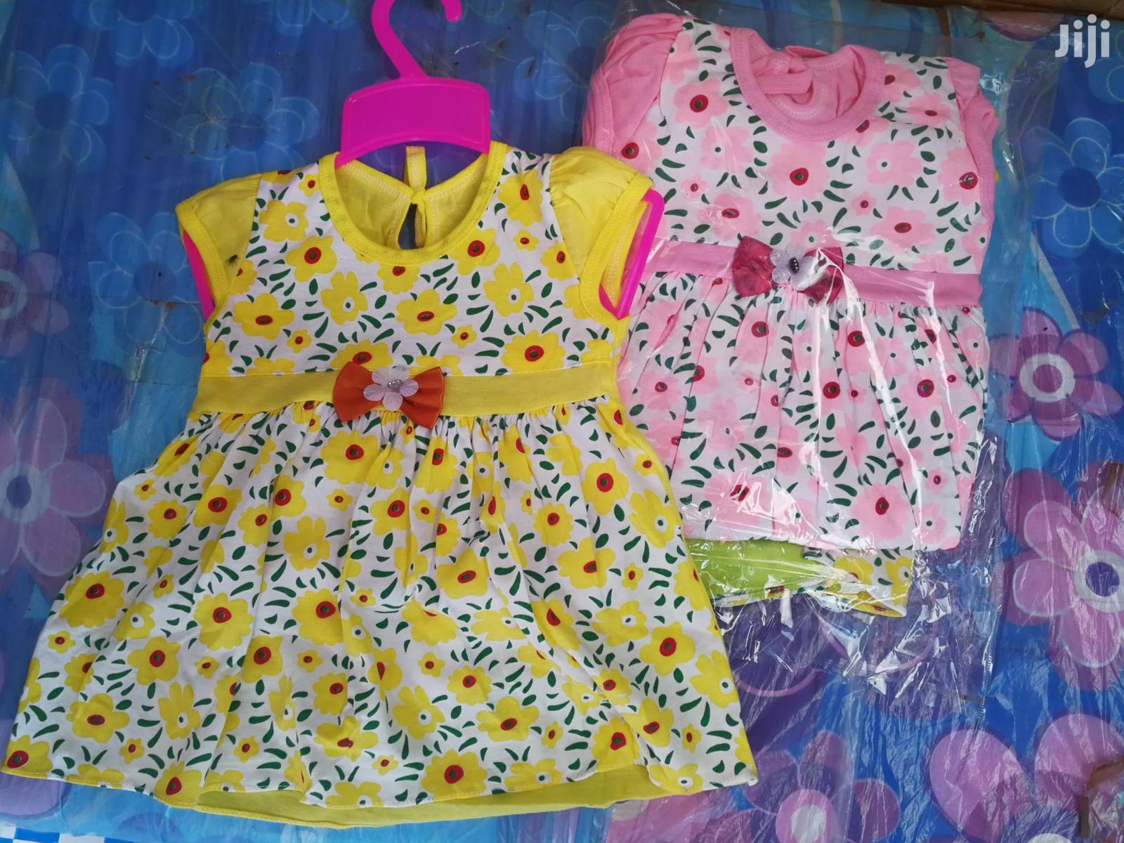 Brand New Cotton Newborn Dresses | Children's Clothing for sale in Kampala, Central Region, Uganda