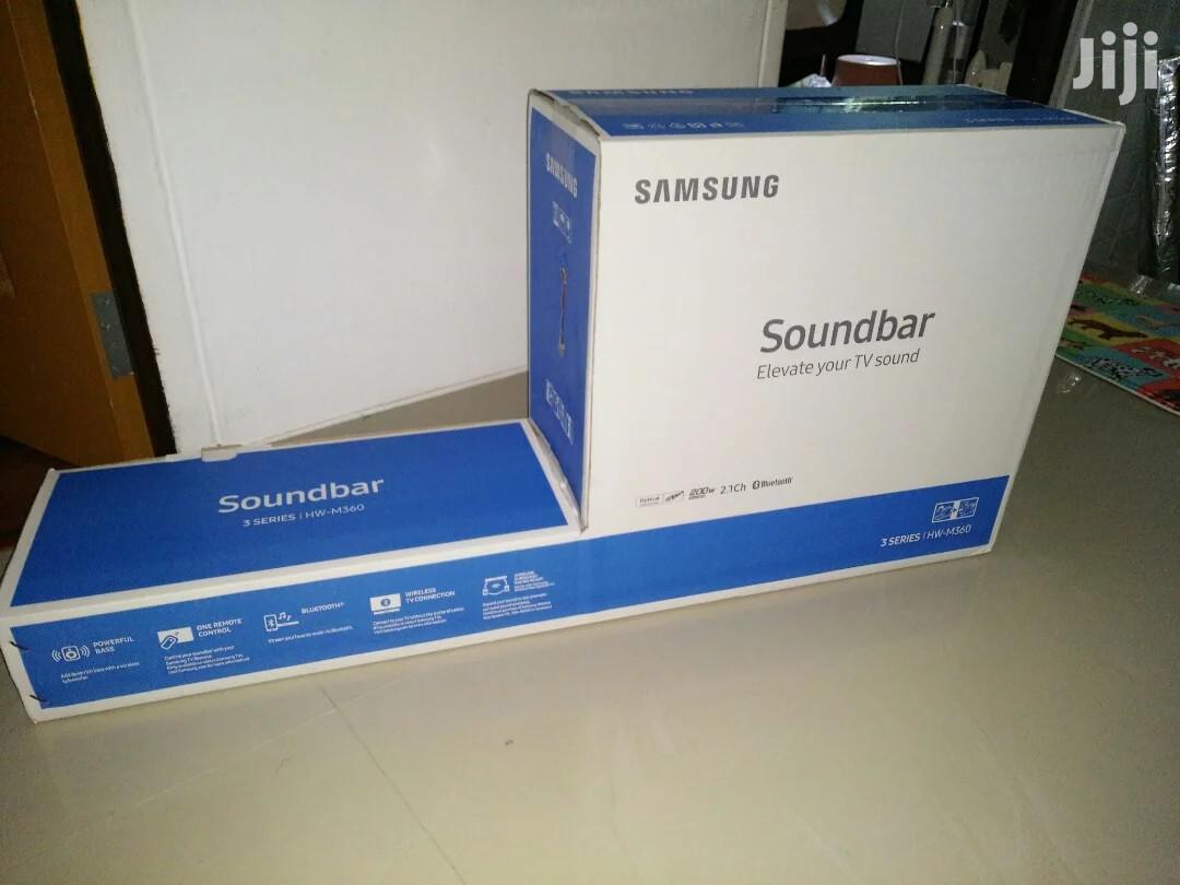 Archive: Samsung M360 Sound Bar