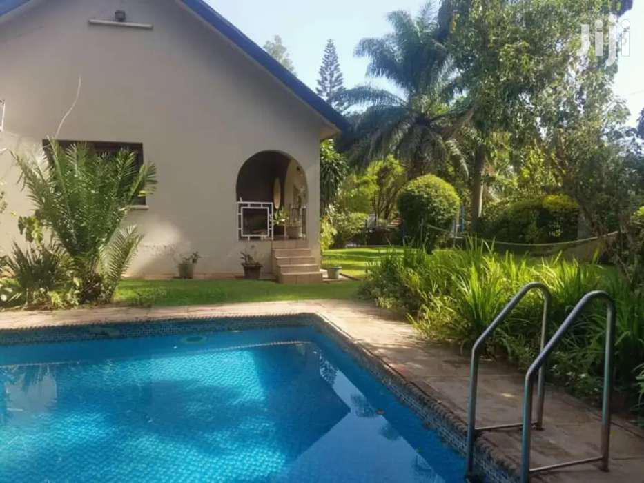 A 5 Bedrooms House For Rent In Naguru With A Swimming Pool