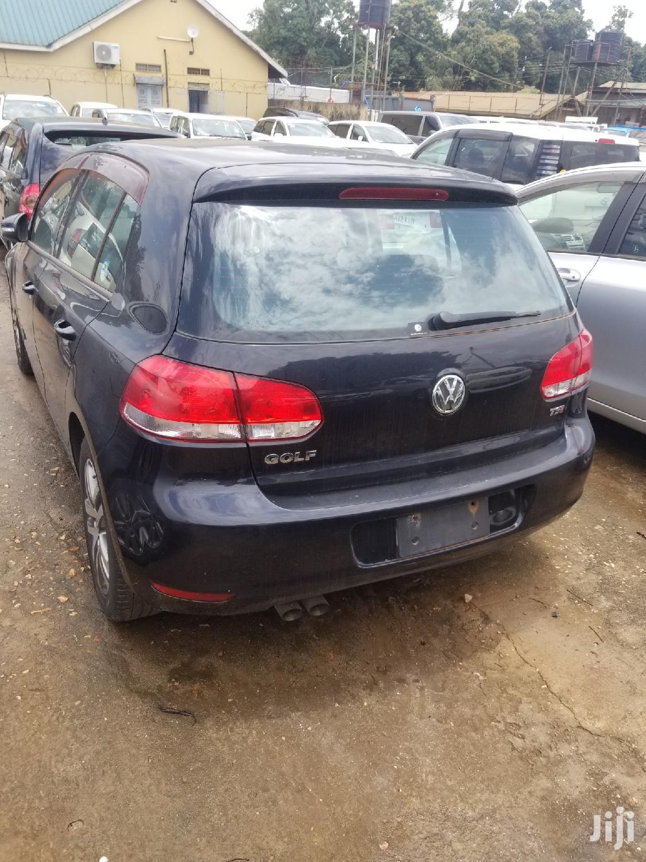 Volkswagen Golf 2009 Black