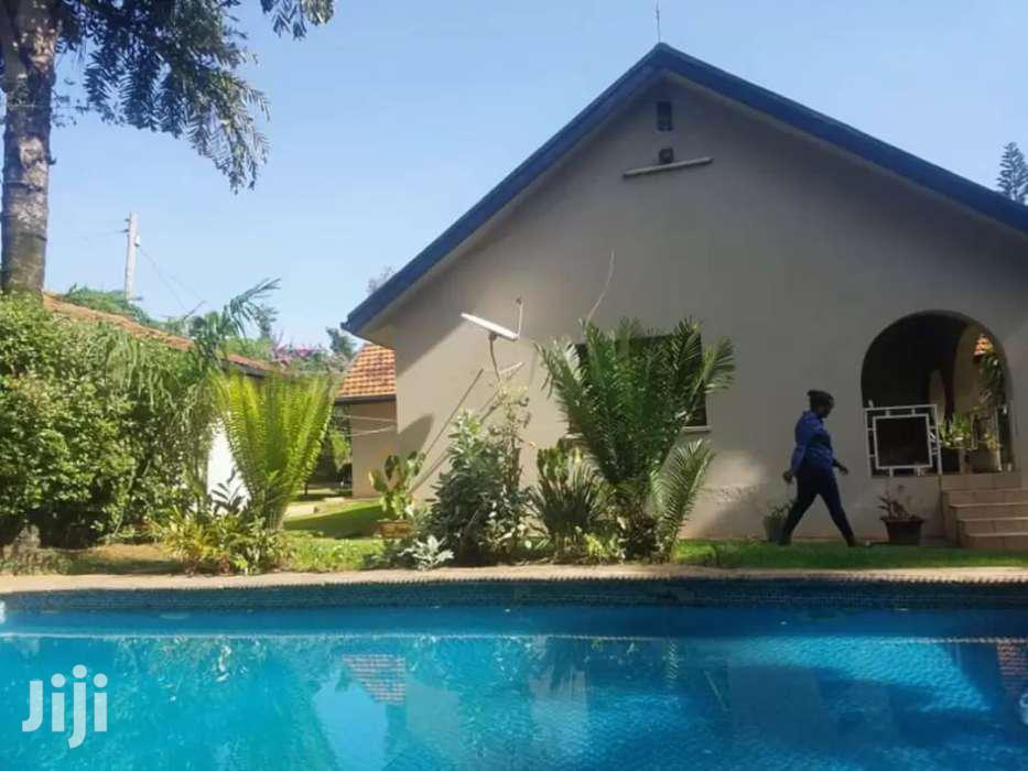 A 5 Bedrooms House For Rent In Naguru With A Swimming Pool | Houses & Apartments For Rent for sale in Kisoro, Western Region, Uganda