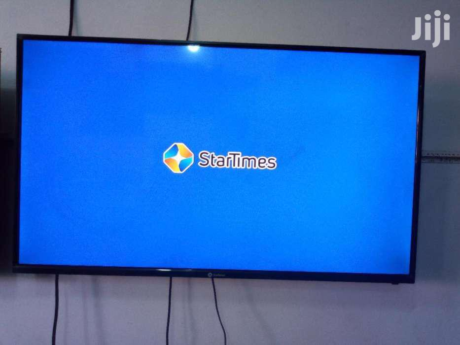 Startimes LED Flat Screen TV 43 Inches