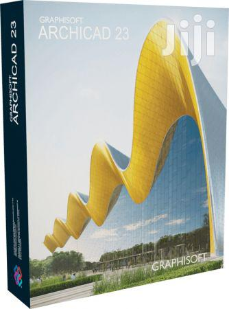 Graphisoft Archicad 23 Build 3003 X64 | Software for sale in Kampala, Central Region, Uganda