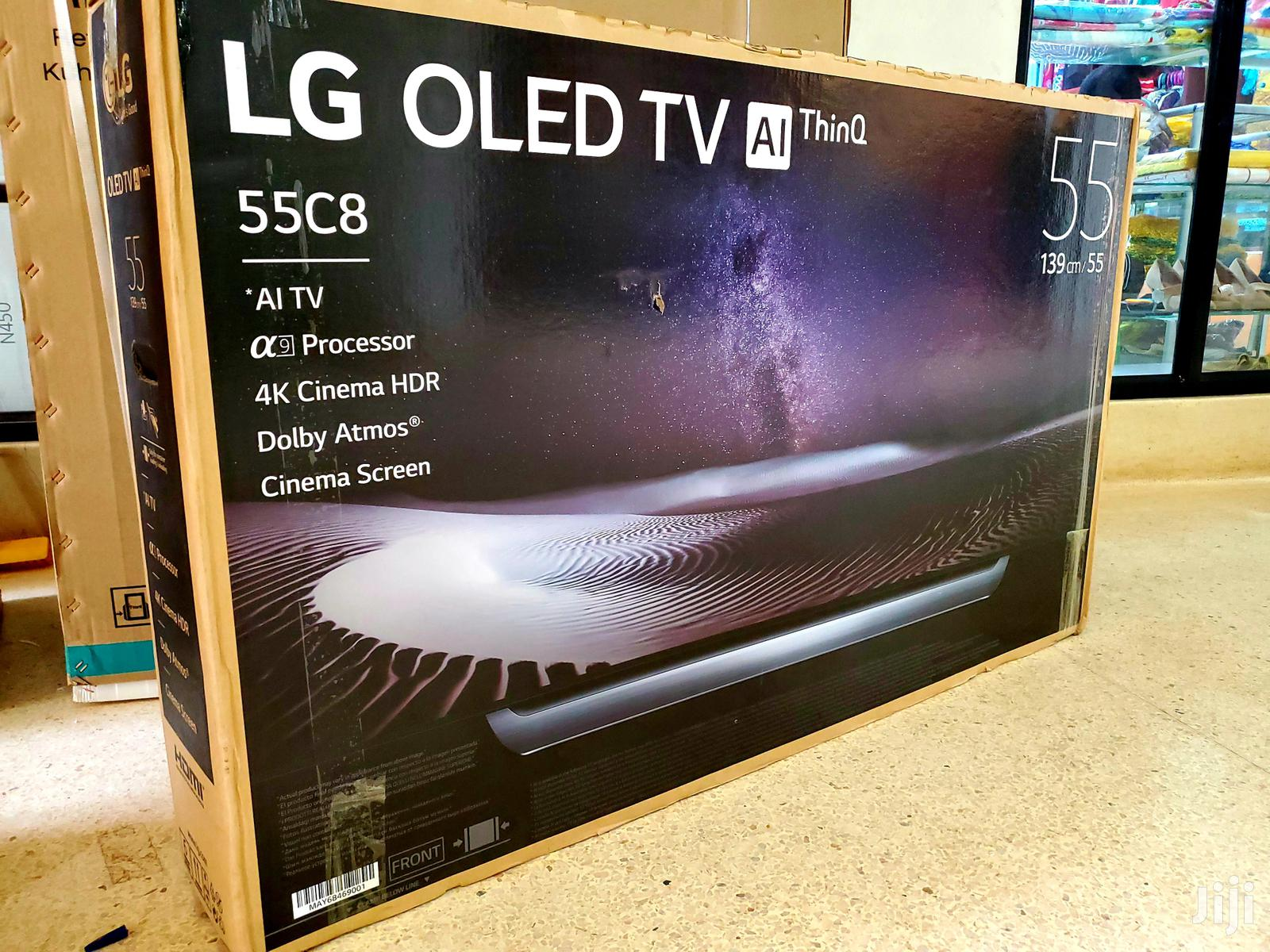 Brand New Lg Oled Suhd Tv 55 Inches
