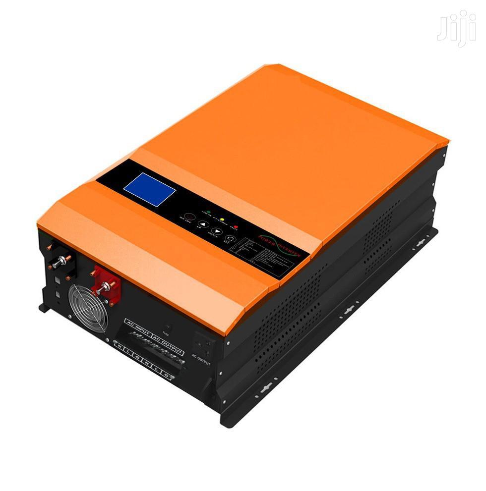 3000W 24V Solar Inverter