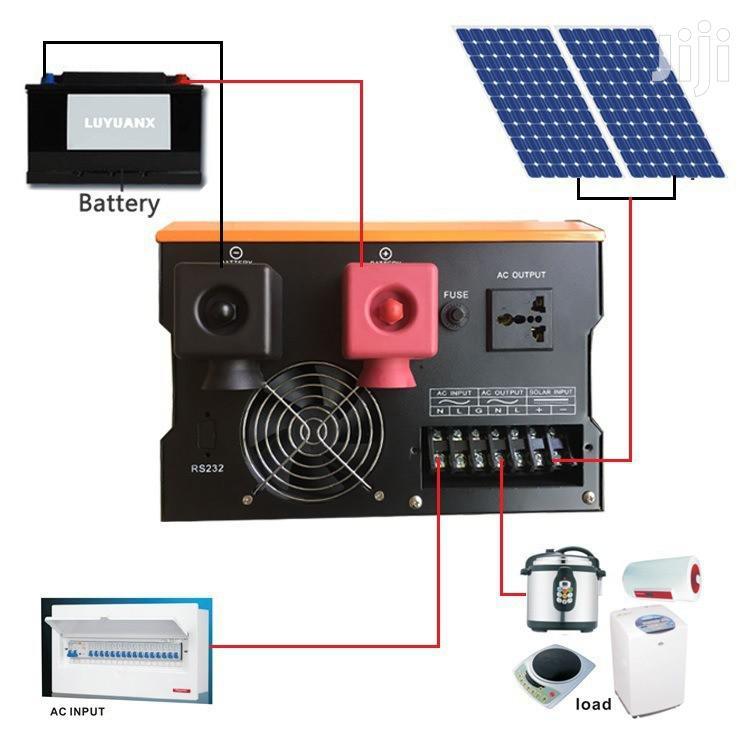 3000W 24V Solar Inverter | Solar Energy for sale in Kampala, Central Region, Uganda