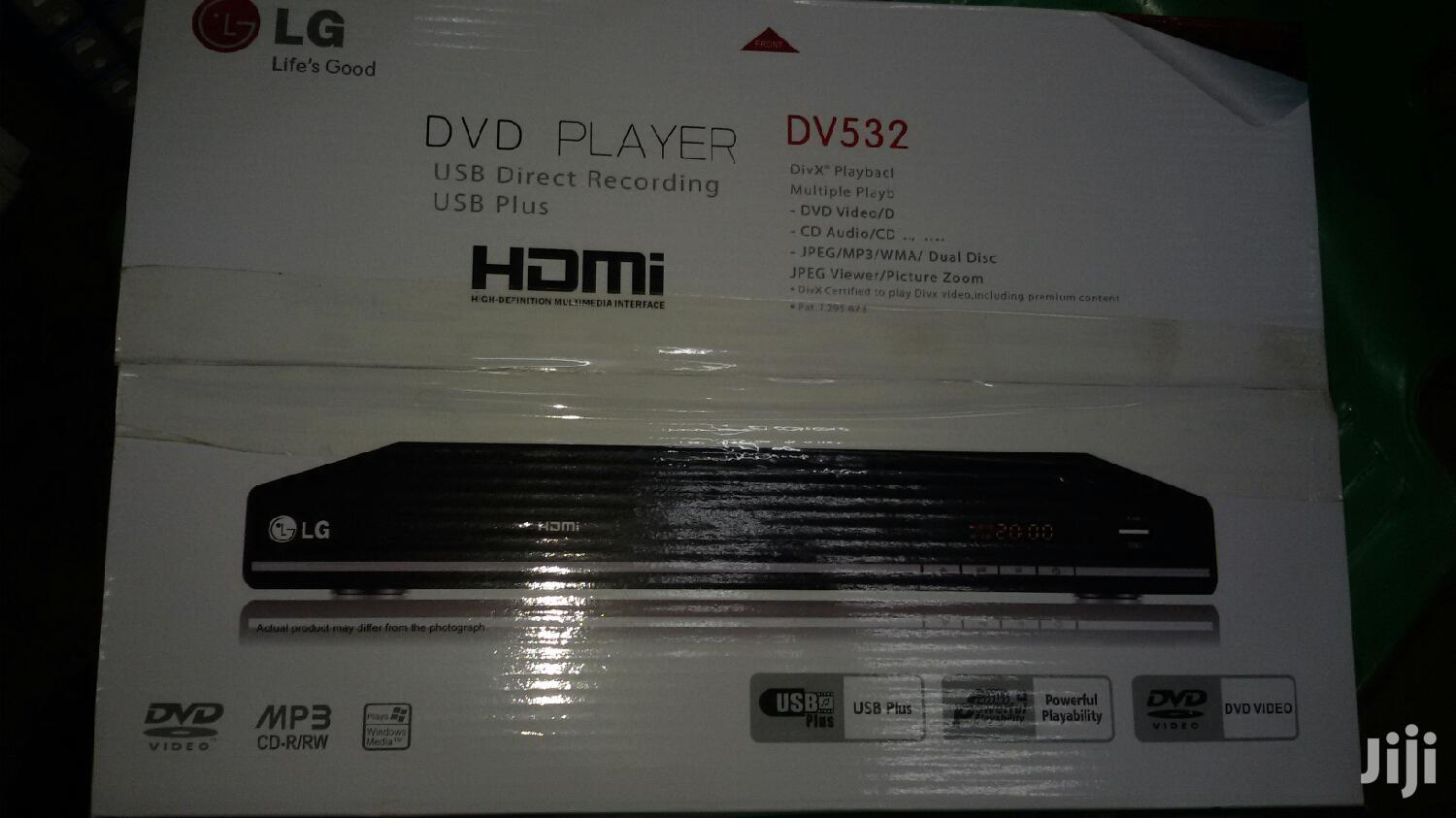 Archive: LG DVD Player