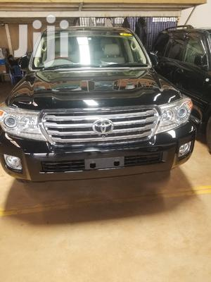 Toyota Land Cruiser 2012 Black | Cars for sale in Central Region, Kampala