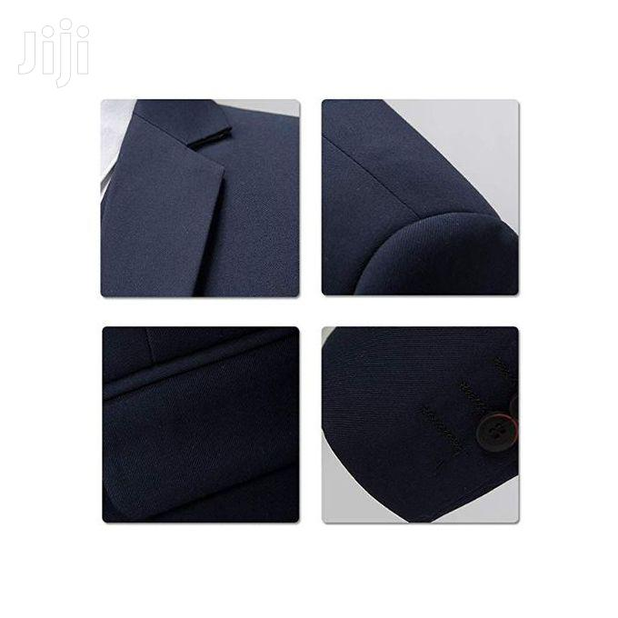 Mens Suit Navy Blue | Wedding Wear & Accessories for sale in Kampala, Central Region, Uganda