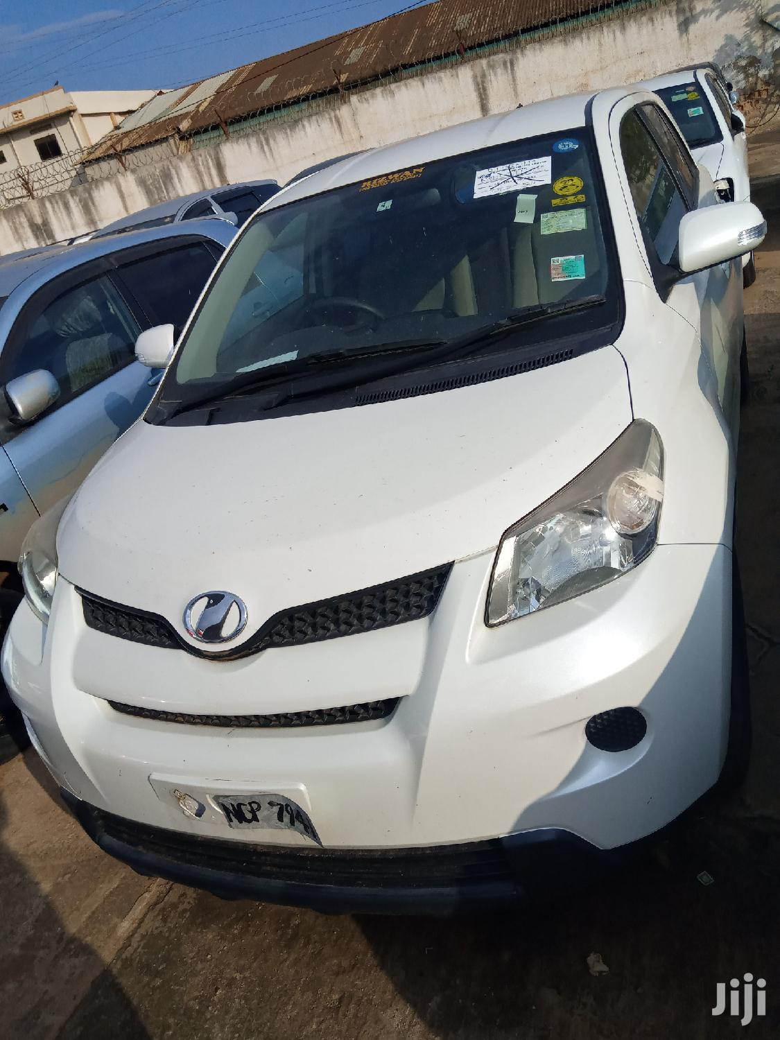 New Toyota IST 2008 White | Cars for sale in Kampala, Central Region, Uganda